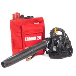 the firefighting backpack with motor pump TIGER